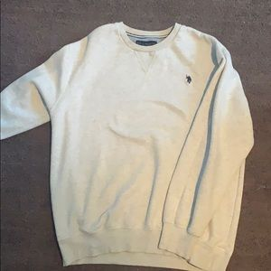 Polo Sweatshirt XL